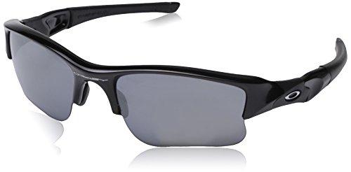 Oakley Herren Flak Jacket XLJ OO9009 Sonnenbrille, Schwarz (Negro), 0