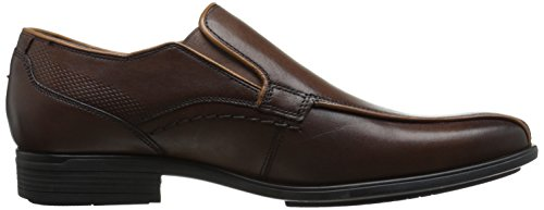 Hush Puppies Men's Carter Maddow Slip-On Loafer, Brown, 10 M US Brown