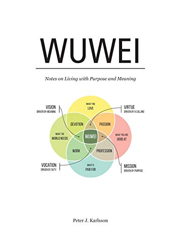WUWEI: Notes on Living with Purpose and Meaning (English Edition)