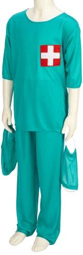 Imagen de atosa 95773  disfraz de médico para niño 7 años
