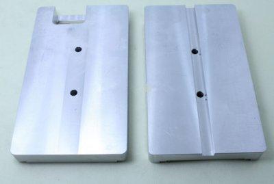 Gowe lunetta telaio macchina di laminazione stampo per iPhone 6Plus (14cm) schermo LCD ricondizionato stampo