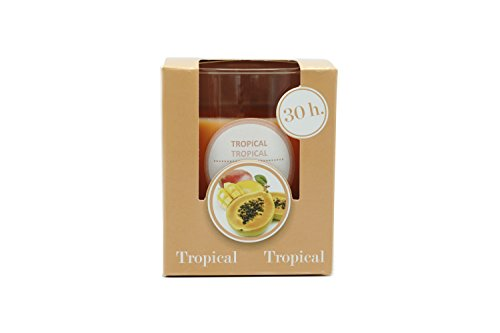 Ambientair VV001MNA Bougie Parfum tropical
