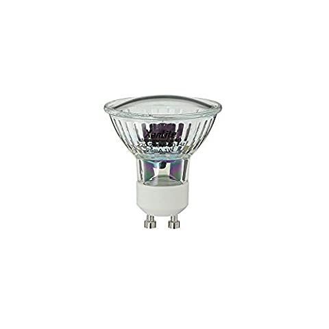Xanlite MG18R Ampoule LED 1,2 W GU10 Transparent/Rouge