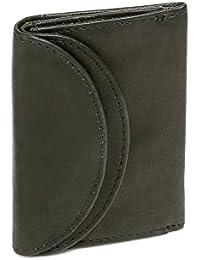 Minibörse LEAS in Echt-Leder, schwarz - ''LEAS Mini-Edition''