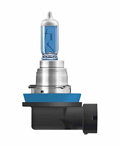 Osram 64212CBI-HCB COOL BLUE INTENSE H8 Halogen, Scheinwerferlampe, 12V, Duo Box, 2 Stück, Anzahl 2