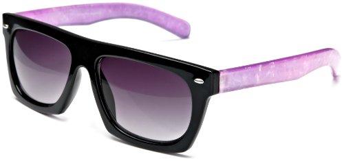 Quay Eyewear Australia Unisex, Sonnenbrille, 1505 Gr. Einheitsgröße, Mehrfarbig - Schwarz/Pink