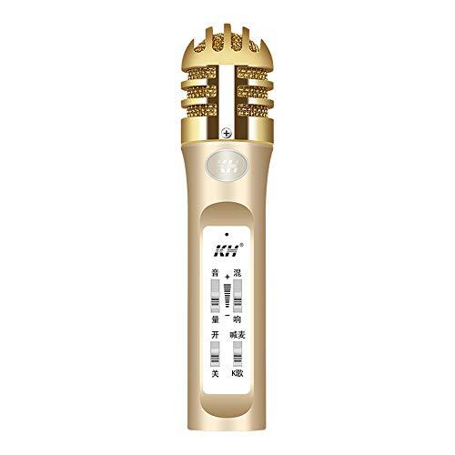 LEP Kondenser Mikrofon, Handy Mini-Mikrofon, Intelligente Geräuschminderung, geeignet für zu Hause und Aufnahme Etc,B - Iso-körper-spray