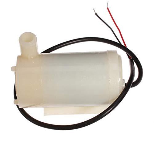 Mikro Tauch und Amphibien Gleichstrommotorpumpe Wasserpumpe 3V 120L H geräuscharm