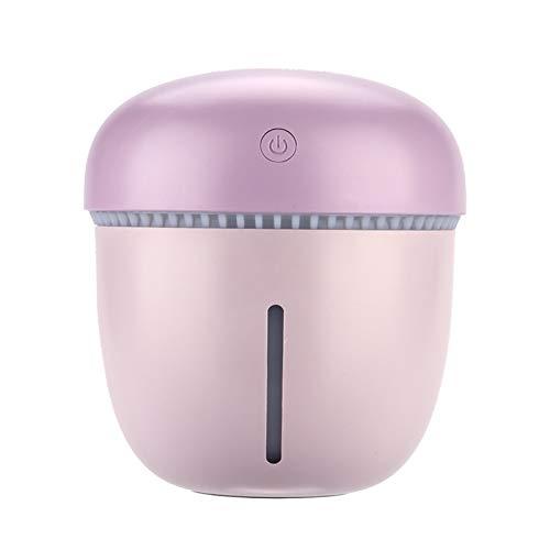 Tannenzapfen Schreibtisch (Luftbefeuchter/Luftbefeuchter, Tannenzapfen, für den Schreibtisch, trocknet nicht, große Kapazität violett)