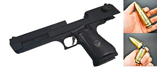 Hawk Pistolen Feuerzeug Desert Eagel Black NEU&OVP!!! -