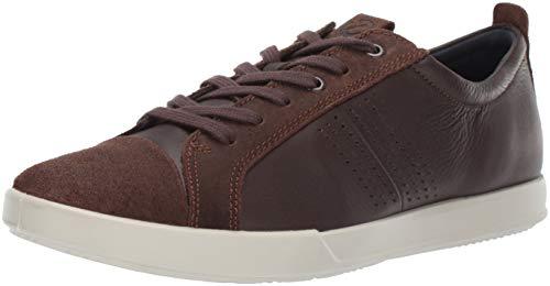 Ecco Herren Collin 2.0 Sneaker, Braun (Coffee 51869), 42 EU -