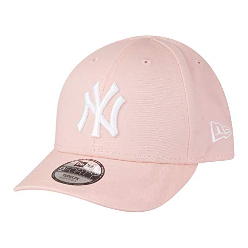 New Era 9Forty Mädchen Kids Cap - NY Yankees rosa - Toddler (New Era-mütze 7 3 4)