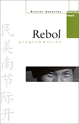 Programmation Rebol