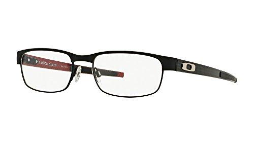Ray-Ban Herren 0OX5079 Brillengestelle, Schwarz (Matte Black), 55