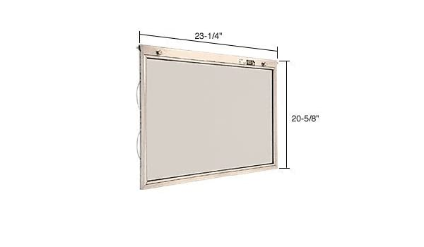 "CRL 23-1//4/"" x 20-5//8/"" Half-Sash Units for Bel-Air Panel and /""Country/"" Combin..."