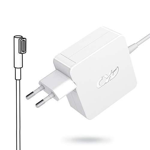 Magsafe Ac Power Adapter (QYD 45W 14.5V Notebook-Netzteil-Ladegerät Ersatz für A1237 A1304 A1369 A1374 A1470 A1370 MC965 MC966 MC968 MC969 MC503 MC504 MC505 MC506 Laptop-Ladekabel Power-Cord Supply AC-Adapter)
