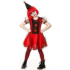Fille Costumes Déguisements - Filles Halloween Costume de déguisement Freaky de