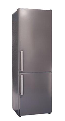 Comfee KGK 188 NFA++ Kühl-Gefrier-Kombination Total-No-Frost / A++ / Kühlen: 219 L / Gefrieren: 76 L / Inox Look