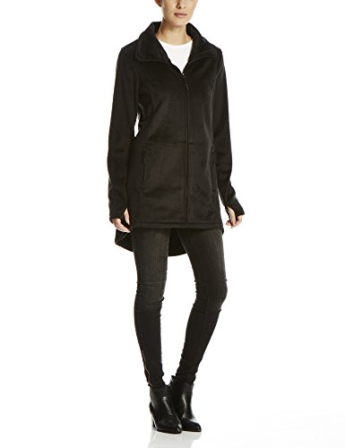 Bench Damen Returning, Fleecejacke, Schwarz (Black BK014), Large