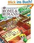 Rome and Romans (Usborne Time Traveler)