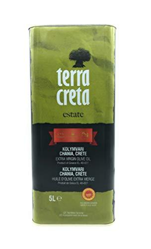 Terra Creta PDO Extra Natives Olivenöl - 5 l