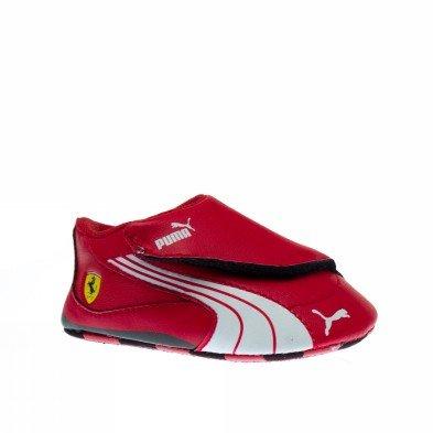 Puma Drif Cat 4 LS Ferrari - Zapatillas Deportivas para niño, Talla 1
