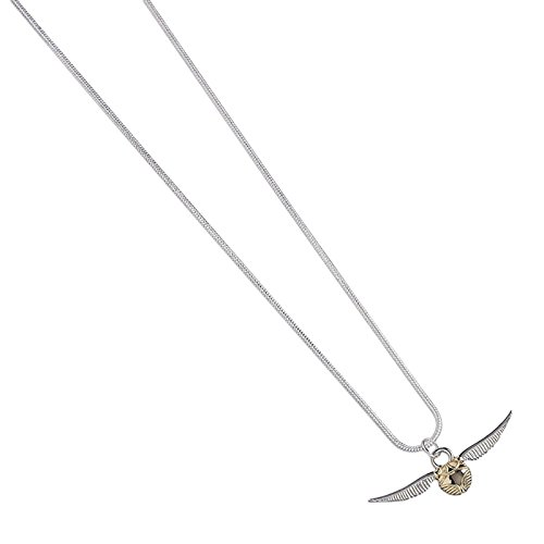 Image of Harry Potter Golden Snitch Necklace