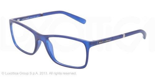 26ace8bde7f Dolce   Gabbana DG5004 Glasses in Black Rubber DG5004 2616 53 ...