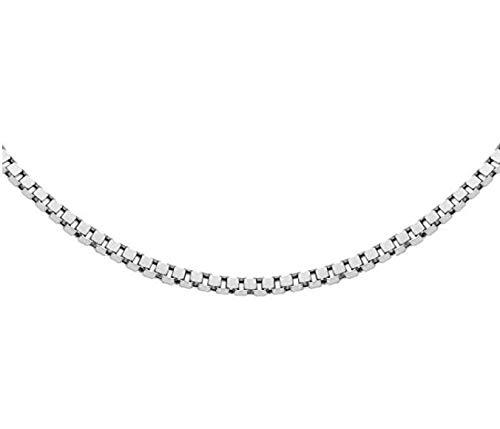 DIOOR Schmuck für Frauen Geschenk für Damen Mädchen Kristall/Silber/Gold Halskette Anhänger Sterling Silber Halskette