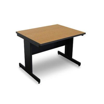 Vizion 121,9x 76,2cm Klassenzimmer, rechteckige Tisch Finish: Eiche -