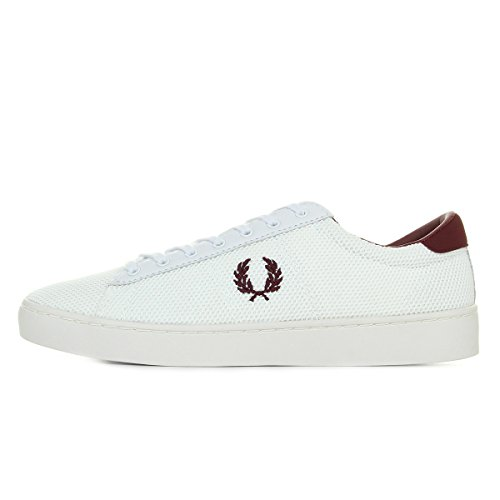 fred-perry-spencer-mesh-white-b2013134-deportivas-42-eu