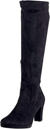 Tamaris Damen 25522-21 Hohe Stiefel, Blau (Navy 805), 40 EU