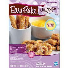 playskool-easy-bake-ultimate-oven-party-pretzel-dipper-mixes-41oz-by-easy-bake