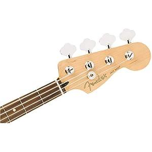 Fender Player Jazz Bass®, Pau Ferro Fingerboard, Silver