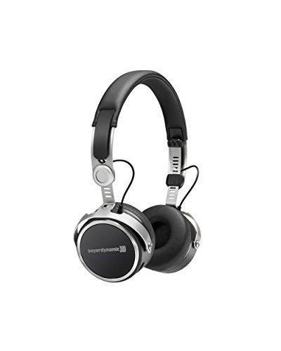 beyerdynamic Aventho wireless on-Ear-Kopfhörer mit Klang-Personalisierung in schwarz. 30 Stunden Akkulaufzeit, Bluetooth kabellos, MIY App, Mikrofon thumbnail