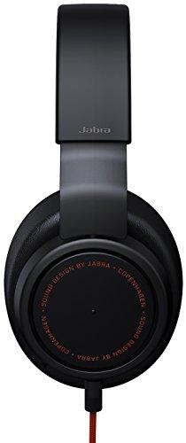 Jabra Vega Noise Cancelling Over-Ear-Kopfhörer (Active Noise Cancellation, Stereo-Headset, 3,5-mm-Audioanschluss, Freisprechfunktion, inkl. Audioadapter für Flugzeugsitz) - 2