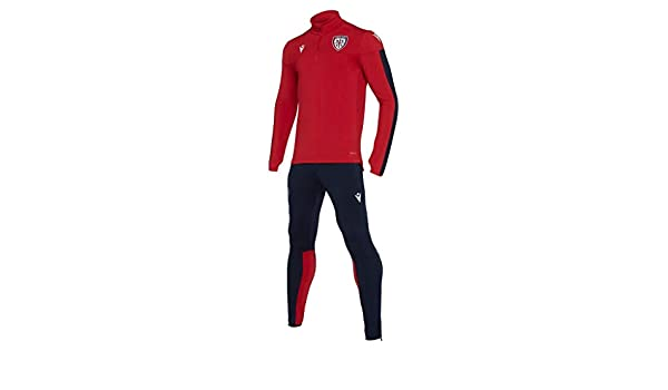 Macron Training Top Cagliari Calcio 19//20