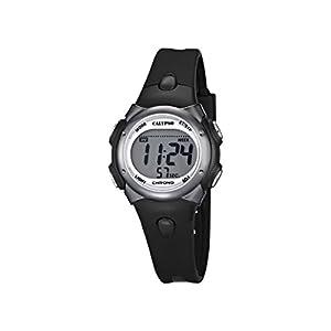 Reloj Digital para Chicos con Pantalla Digital LCD con Esfera y Correa