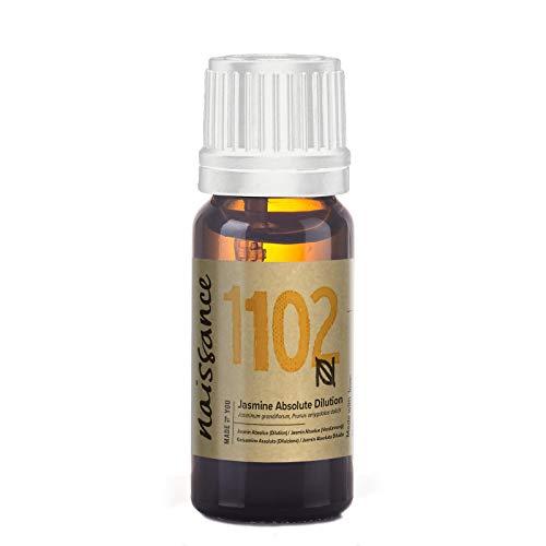 Naissance Jazmín Absoluto - 3% Dilución en Aceite de Almendras Dulces - 10ml