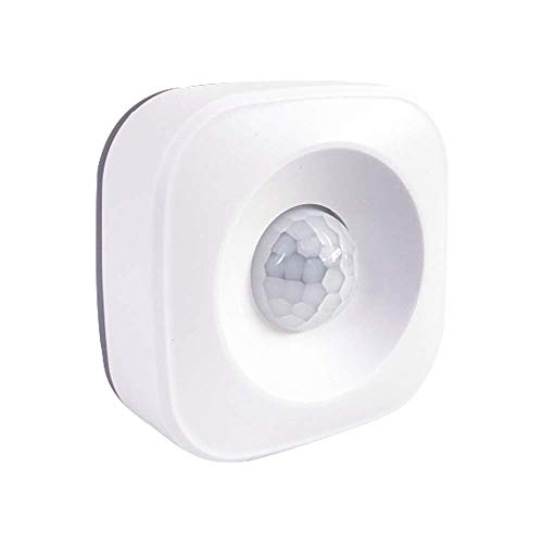 CooSpo PIR Motion Sensor Detector Wifi for Home Security Alarm Compatible with Smart Life Google Home and More