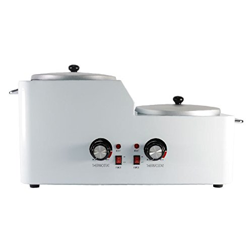 Crisnails® Calentador Cera Caliente Depilación Gran