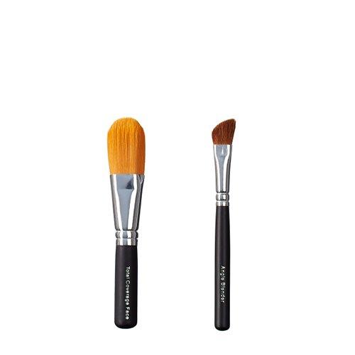 ON & OFF Ángulo Cobertura Total y Face Blender Brush Duo, 1er Pack (1 x 0,25 L)