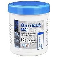 Q10 CLASSIC 30 mg MSE Kapseln 120 Stück preisvergleich bei billige-tabletten.eu