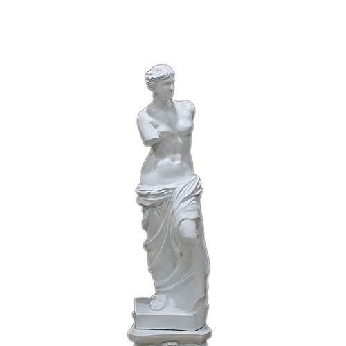 Venus de Milo Statue Klassische römische Mythologie göttin griechische Aphrodite Statue, für Innenraum, 115 cm höhe ()