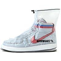 MOONWAAKS SneakerProtect, Ideal para Fiestas Ropa de Lluvia Impermeable 100% (XI / 89