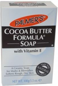 Palmers Cocoa Butter 100 ml Soap with Vitamin E by Palmers - Palmers-butter Seife