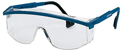 Uvex Astrospec Schutzbrille - Supravision Sapphire - Transparent/Blau-Schwarz
