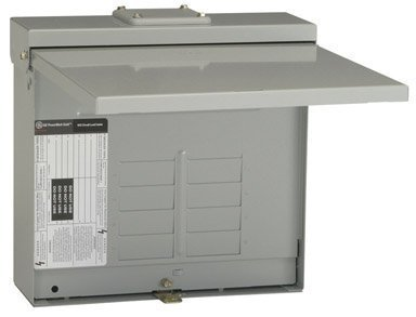 GE Energy Industrial Solutions TLM612RCUP Convertible Main Lug Outdoor Load Center, 125-Amp by GE -