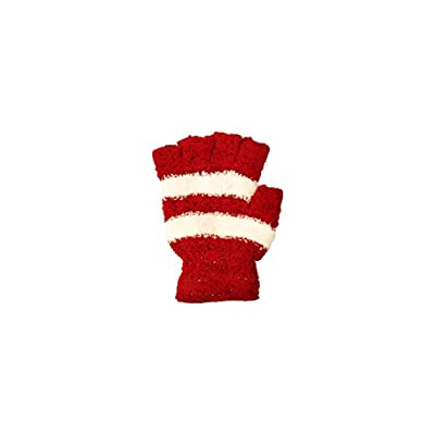 Itra Womens Colorfull Finger Cut Woolen Gloves (Pack Of One)