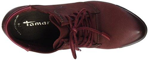 Tamaris Damen 25115 Kurzschaft Stiefel Rot (BORDEAUX 549)